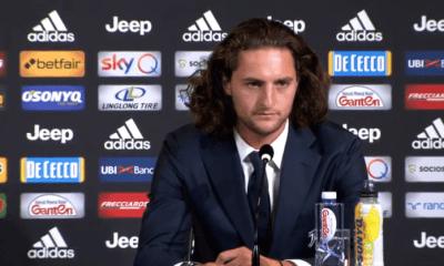 "Rabiot ""Leonardo n'a pas essayé de me retenir...La Juventus est au-dessus du PSG"""