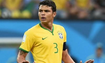 """Thiago Silva """"Jouer le Mondial 2022 ? Tout est possible...mais nous devons d'abord faire notre travail en club"""""""