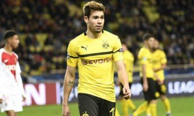 Mercato - Guerreiro de côté pour un match du Borussia Dortmund, Bild y voit le signe d'un transfert
