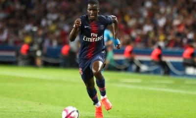 Mercato - Nsoki quitte le PSG pour signer à Nice, assure RMC Sport