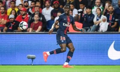 Officiel - Nsoki quitte le PSG pour signer à l'OGC Nice