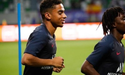 Colin Dagba convoqué en Equipe de France Espoirs pour la trêve de septembre