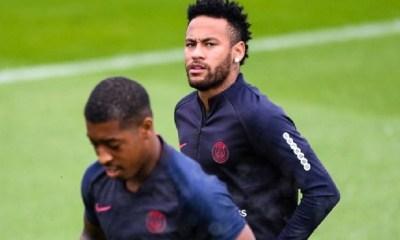 """PSG/Strasbourg - Neymar certainement dans le groupe, pas forcément sur le terrain selon L'Equipe, qui propose une """"équipe probable"""""""