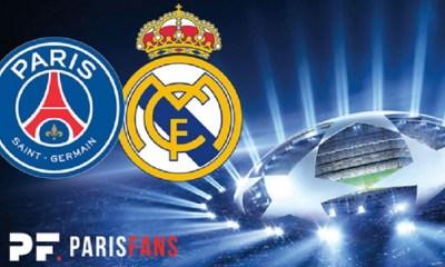 PSG/Real Madrid - Programme de la soirée et quelques indications