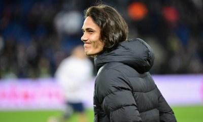 Exclu - Le PSG ne pense à prolonger le contrat de Cavani