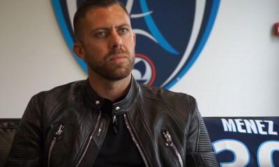 """Ménez: """"Tout le monde veut gagner la Ligue des Champions, ce n'est jamais facile"""""""