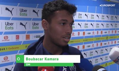 """PSG/OM - Kamara """"Ce sont des joueurs que tout le monde connaît, tout le monde joue à FIFA avec...Il ne faudra pas calculer"""""""
