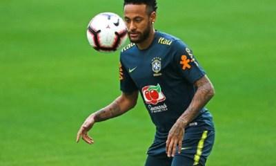 Le staff du Brésil réfléchit à la convocation de Neymar pour la trêve de novembre, indique UOL Esporte