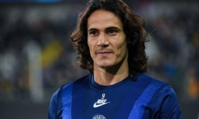 Mercato - Flamengo s'intéresse à Edinson Cavani, indique UOL Esporte