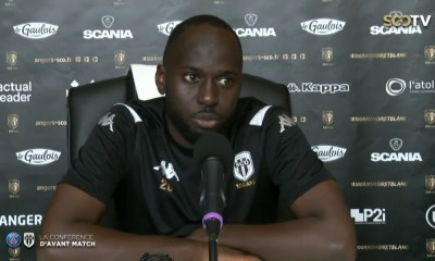 """PSG/Angers - Thioub """"On sait que ça va être compliqué mais ça reste un match que l'on veut gagner"""""""
