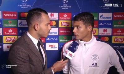 """Thiago Silva: """"On a été solide quand c'était dur"""""""