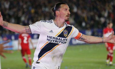Zlatan Ibrahimovic termine la saison régulière de MLS avec 30 buts