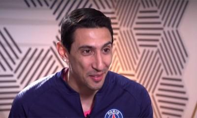 """Di Maria: """"Marqui est un joueur très fort, qui est devenu très important pour le club"""""""