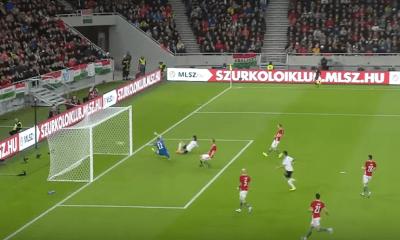Cavani buteur lors de la victoire de l'Uruguay en Hongrie