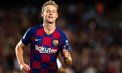 """L'agent de Frenkie De Jong raconte que Tuchel était en """"larmes"""" quand le joueur a signé au Barça"""