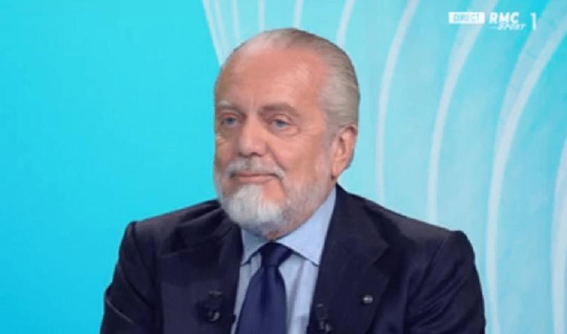 La famille a fait une offre de 560 millions d'euros à De Laurentiis pour le rachat du SSC Napoli, selon le Daily Mail