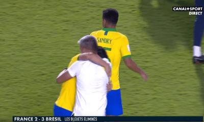 L'Equipe de France éliminée par le Brésil en finale de la Coupe du Monde U17 après avoir mené 2-0