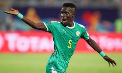 Sénégal/Congo - Les équipes officielles :