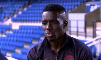 """Idrissa Gueye: """"Neymar peut tout faire avec le ballon"""""""