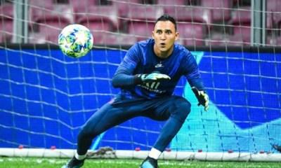 Keylor Navas toujours convoqué avec le Costa Rica pour la trêve internationale de novembre