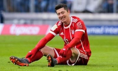Lewandowski élu meilleur joueur de la 5e journée de la Ligue des Champions
