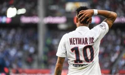 Neymar, perte de kilos, vie plus raisonnable et transferts appréciés, indique Le Parisien