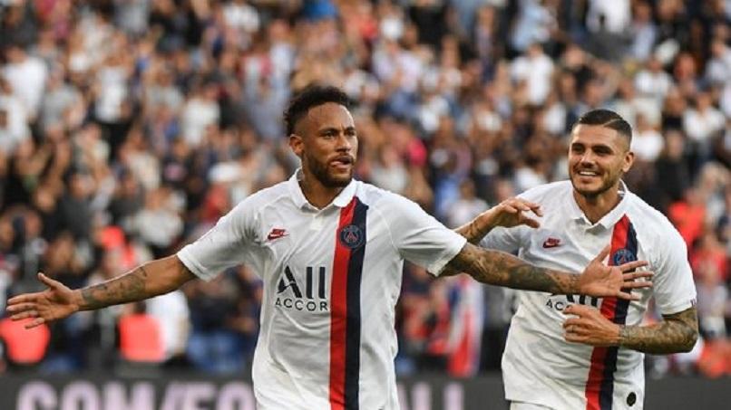Neymar se dit « parfaitement » prêt pour affronter le Real Madrid