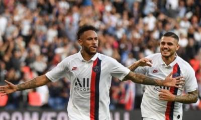 """Neymar se dit """"parfaitement"""" prêt pour affronter le Real Madrid"""