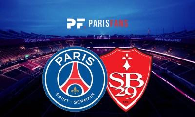 PSG/Brest - L'Equipe fait le point groupe parisien avec une équipe probable