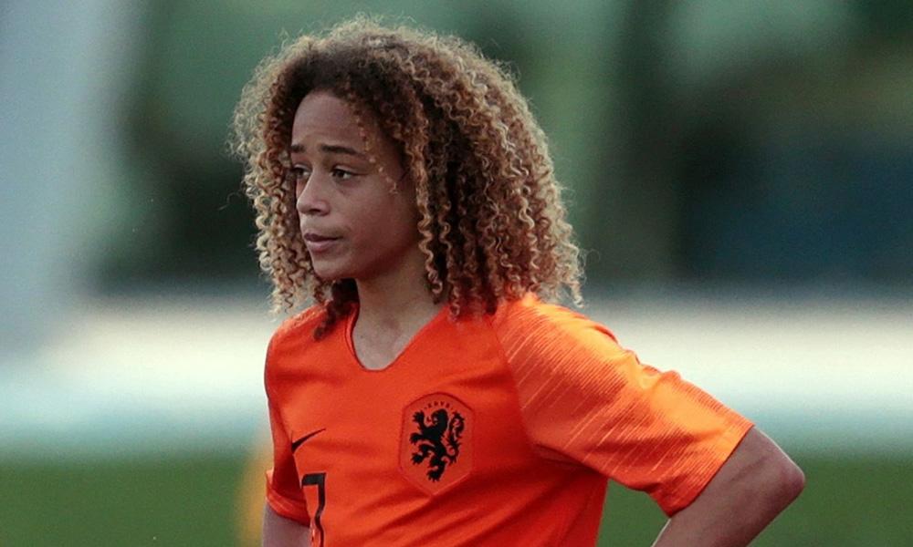 Xavi Simons brille avec l'équipe U17 des Pays-Bas