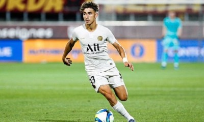 Aouchiche a toujours le PSG comme priorité pour signer son premier contrat professionnel, selon Goal