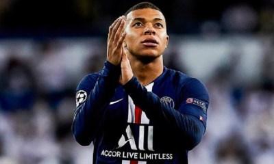 Le Parisien rappelle que Mbappé ne peut pas gagner de nouveau le Trophée Kopa