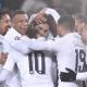 Les images du PSG ce mercredi : nombreuses célébrations de la victoire contre le Galatasaray et du but de Cavani