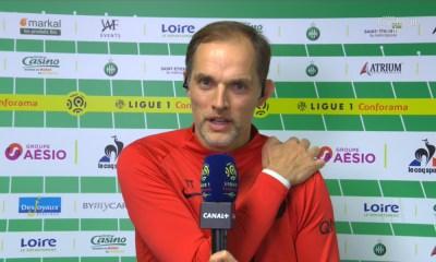 Saint-Etienne/PSG - Tuchel se confie à propos du système de jeu, des choix et l'état d'esprit