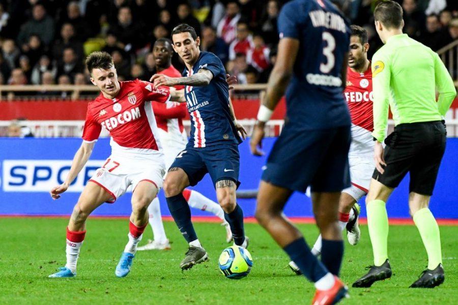 Di Maria s'est offert un beau record avec sa passe décisive lors de Monaco/PSG