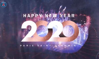 Les images du PSG ce mardi : travail, vacances et bonne année !