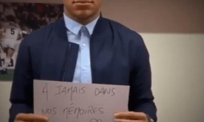 Mbappé participe à l'hommage pour Emiliano Sala