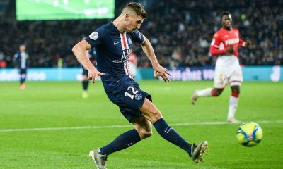 Mercato - Meunier intéresse en Serie A et Premier League, mais sa priorité est toujours le PSG selon Le Parisien