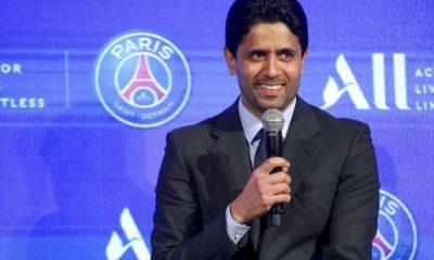 Nasser Al-Khelaïfi, ravi de la progression financière du PSG, annonce qu'il n'a pas besoin d'une ligue fermée