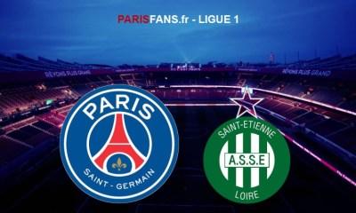 PSG/Saint-Étienne - Suivez l'avant-match des Parisiens au Parc des Princes en direct