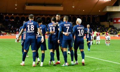 Le PSG est sur une série de 9 matchs avec au moins 3 buts marqués
