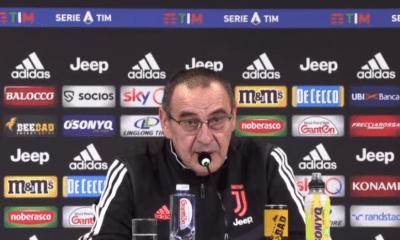 """Mercato - Sarri évoque l'arrivée de Kurzawa """"le deal n'est pas fait...je ne le connais pas très bien"""""""