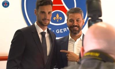 """Sergio Rico annonce son envie de rester au PSG """"l'un des plus grands du monde"""""""