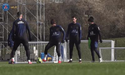 Les images du PSG ce jeudi : victoire à Dijon, entraînement et anniversaires