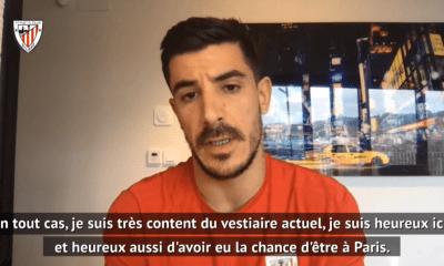"""Berchiche est """"heureux"""" d'avoir joué au PSG même si l'Athletic Bilbao """"est plus familial"""""""