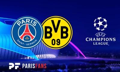 PSG/Dortmund - Chaîne et horaire de diffusion