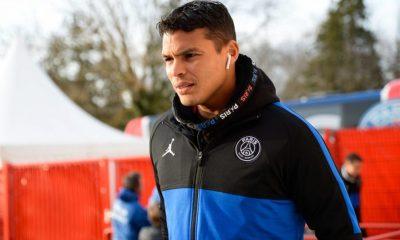 Pagliari annonce l'envie du PSG de prolonger le contrat de Thiago Silva, qui veut rester à Paris