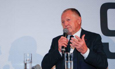 Aulas continue d'espérer que la Ligue 1 2019-2020 pourra reprendre