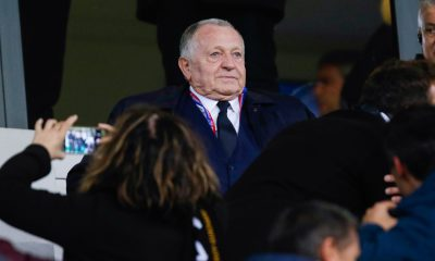 """Aulas tacle l'arrêt de la Ligue 1 et indique que l'OL jouera le 8e de finale retour de LDC par """"fair-play"""""""