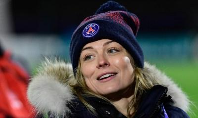 Laure Boulleau n'a plus de rôle au sein de la section féminine du PSG, annonce Le Parisien